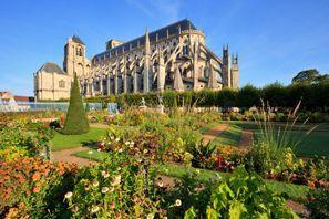 Ubytování Bourges, Francúzsko