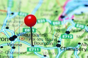 Ubytování Bourgoin Jallieu, Francúzsko