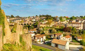 Ubytování Bressuire, Francúzsko