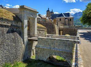 Ubytování Briancon, Francúzsko