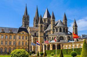 Ubytování Caen, Francúzsko