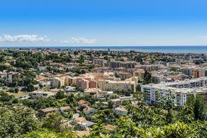 Ubytování Cagnes Sur Mer, Francúzsko