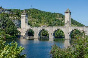 Ubytování Cahors, Francúzsko