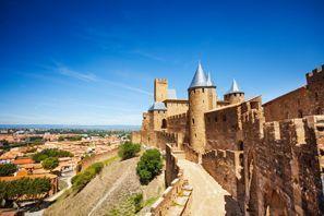 Ubytování Carcassonne, Francúzsko