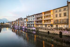 Ubytování Castres, Francúzsko