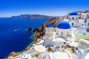Ubytování Santorini, Grécko