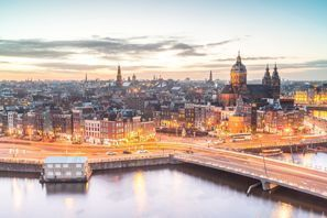 Ubytování Amsterdam, Holandsko