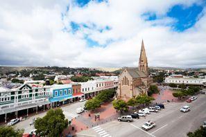 Ubytování Grahamstown, Juhoafrická republika