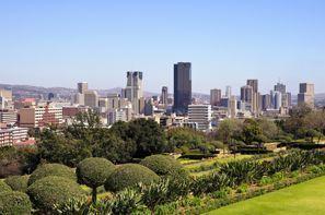 Ubytování Megawatt Park, Juhoafrická republika