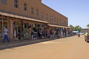 Ubytování Venda, Juhoafrická republika