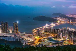 Ubytování Busan, Južná Kórea