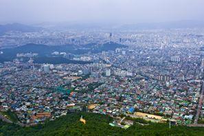 Ubytování Daegu, Južná Kórea
