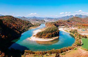 Ubytování Gangwon-Do, Južná Kórea