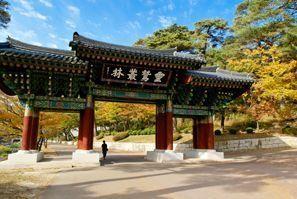 Ubytování Gyeongsang-do, Južná Kórea