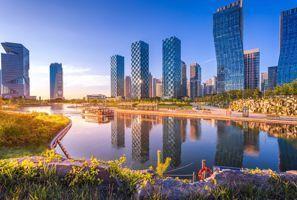 Ubytování Incheon, Južná Kórea