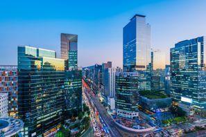 Ubytování Seoul, Južná Kórea