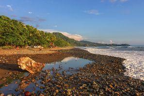 Ubytování Dominical, Kostarika