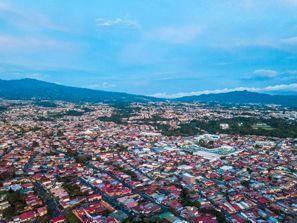 Ubytování Escazu, Kostarika