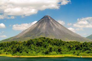 Ubytování La Fortuna, Kostarika