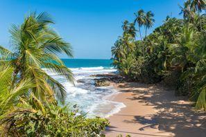 Ubytování Puerto Viejo, Kostarika