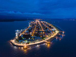 Ubytování Puntarenas, Kostarika