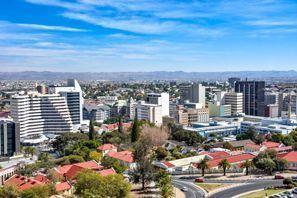 Ubytování Windhoek, Namíbia