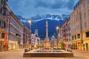 Ubytování Innsbruck, Rakúsko