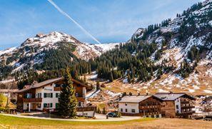 Ubytování Lech Am Arlberg, Rakúsko