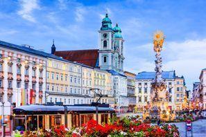 Ubytování Linz, Rakúsko