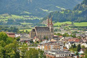 Ubytování St. Johann, Rakúsko