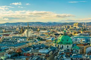 Ubytování Viedeň, Rakúsko