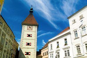 Ubytování Wels, Rakúsko