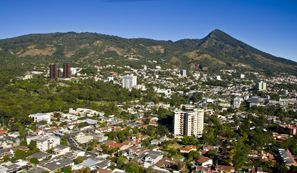 Ubytování San Salvador, Salvador