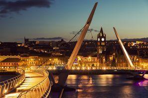Ubytování Derry, Severné Írsko