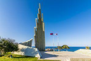 Ubytování Karaoglanoglu, Severný Cyprus