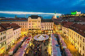 Ubytování Bratislava, Slovensko