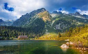 Ubytování Poprad, Slovensko