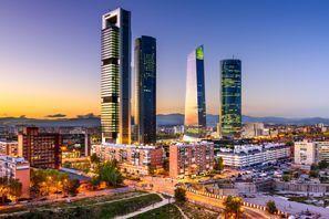 Ubytování Madrid, Španielsko