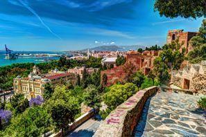 Ubytování Malaga, Španielsko