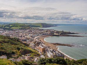 Ubytování Aberystwyth, Veľká Británia