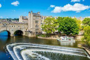 Ubytování Bath, Veľká Británia