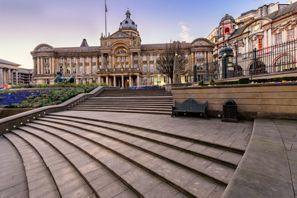 Ubytování Birmingham, Veľká Británia