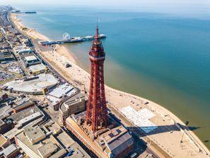 Ubytování Blackpool, Veľká Británia