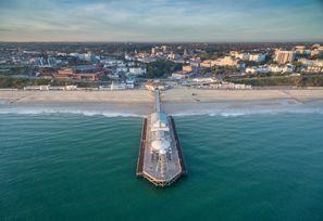 Ubytování Bournemouth, Veľká Británia