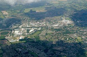 Ubytování Bracknell, Veľká Británia