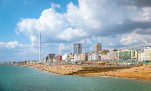 Ubytování Brighton, Veľká Británia