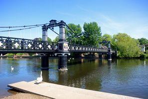 Ubytování Burton Upon Trent, Veľká Británia
