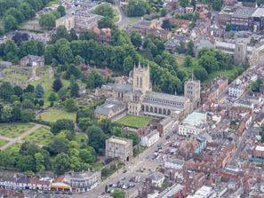 Ubytování Bury St. Edmunds, Veľká Británia