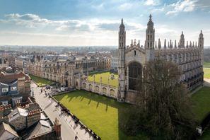 Ubytování Cambridge, Veľká Británia