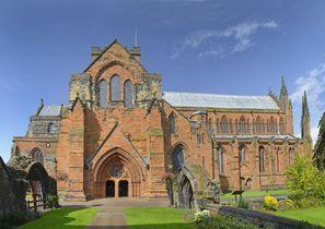 Ubytování Carlisle, Veľká Británia
